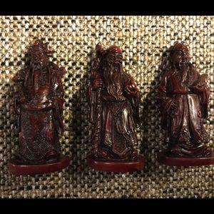 Chinese Three Goddesses.